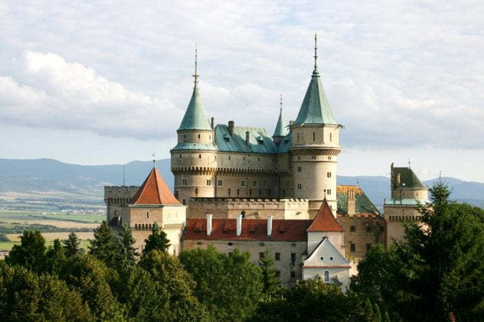 Bojnice castle – One day tour
