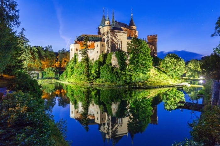 The most beautiful castles in Western Slovakia – 2 days tour