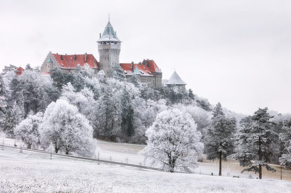 Best places to go in Slovakia in winter season