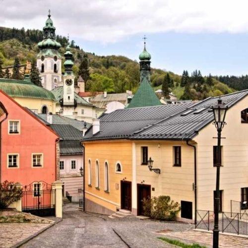 UNESCO heritage Slovakia