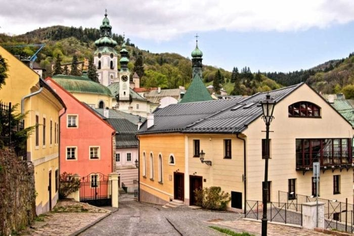 Banska Stiavnica – One day tour