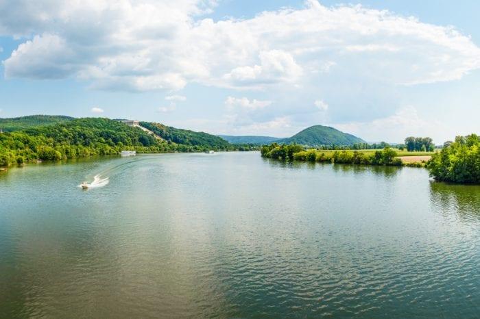 Cycling tour in Bratislava, Slovakia – Austria border