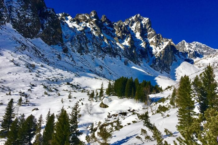 Most beautiful valleys in High Tatras