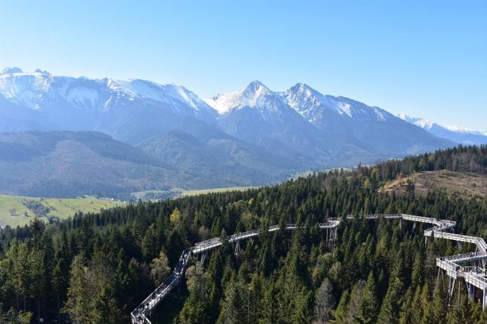 Tatra National Park – all year round tour