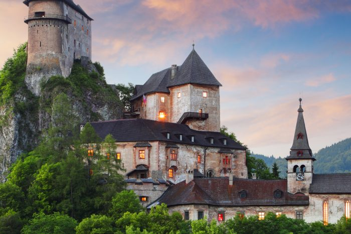 Rent a car and self-drive the Best of Slovakia
