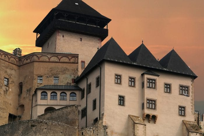 The most beautiful castles – Western Slovakia