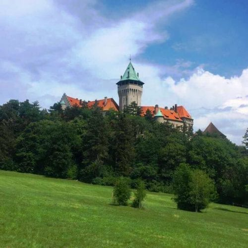 Bratislava, Smolenice castle