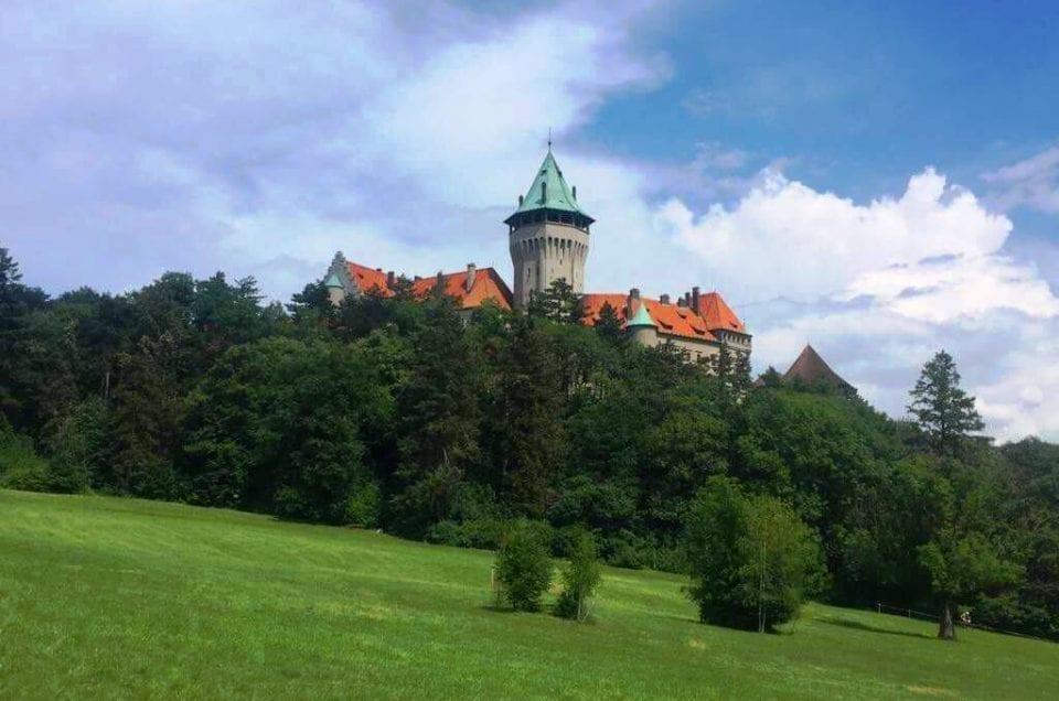 Mysterious castles near Bratislava