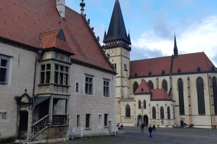 UNESCO Jewels of Slovakia in 4 days