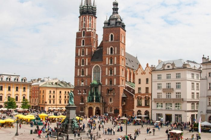 Vienna to Krakow private transfer