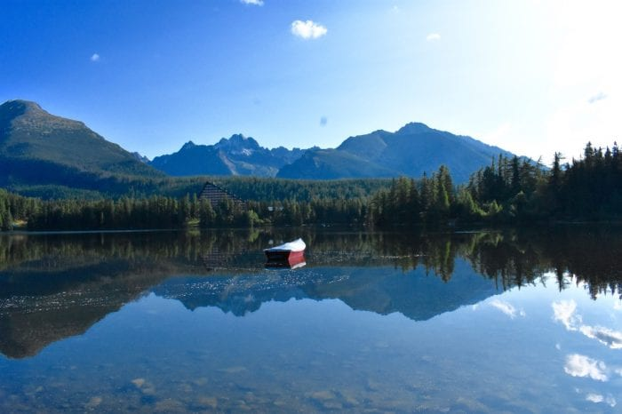 High Tatras in 2 days with transfer from Bratislava