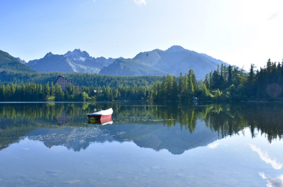 High Tatras, Best European Destination 2019, according to Lonely Planet
