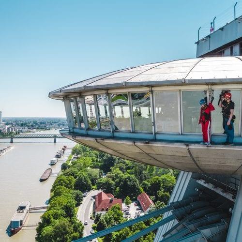 Skywalk Bratislava