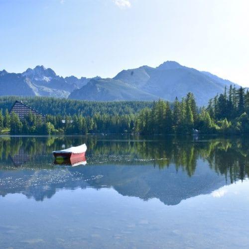 Slovakia, High Tatras