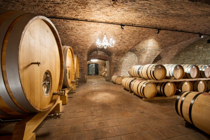 Atmosphere of the wine cellars – 2 days tour